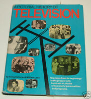 A Pictorial History of Television by Settel Laas 1969