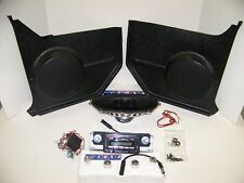 1965 1966 MUSTANG CONVERTIBLE RADIO/iPOD SOUND SYSTEM