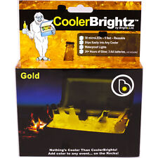 Brightz Gold LED Waterproof Cooler Light