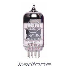 Tung-Sol 12AT7 (ECC81) Pre amp Valve (Tube) Premium Tested   Tungsol Re-Issue