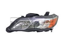 TYC NSF Left Side Halogen Headlight Assy For Acura RDX 2013-2015 Models