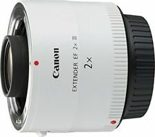 Canon EF Rallonge 2 0x III 4410b005 Lentilles