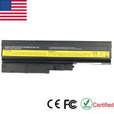 """Battery for IBM Lenovo ThinkPad T60 T61 T61P R60 R60e R61 15.4"""" widescreens US"""