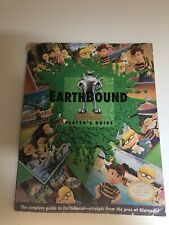 Earthbound Players Strategy Guide INCLUDES SCRATCH N SNIFF CARDS
