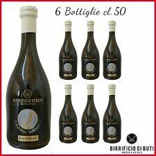 Birra ARTIGIANALE Bionda Cerere Weiss cl. 50 - 6 Bottiglie - 5,5%