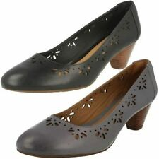 Slip On Floral Heels for Women