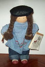 1991 Ladie & Friends Lizzie High Doll Painter