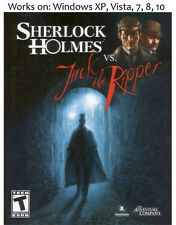 Sherlock Holmes vs Jack the Ripper PC Game