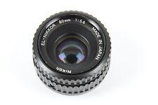 Nikon EL-Nikkor 80mm F5.6 Enlarger Lens for Medium Format