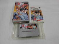 Z3408 Nintendo Super Famicom Yu Yu Hakusho Final Japan SFC SNES w/box