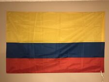 Colombia Flag Banner Polyester 3x5