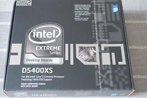 Intel Skulltrail D5400XS Dual CPU Socket 771 SLI Crossfire Motherboard NEW