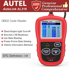Autel AL319 Automotive OBD2 Scanner EOBD OBD Code Reader Car Check Engine Light