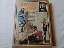 """Vintage 1969 Box Game """"Rhyme Time"""" by Hasbro - NBC at Home Entertainment"""