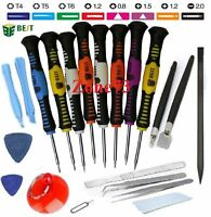21 in1 Kit Repair Opening Pry Screwdriver Tool Set For iPhone 5 5S 5C Samsung