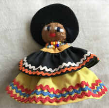 Vintage Seminole Doll Florida Native American doll