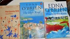 Edna O'Brien The Country Girls Down by the River The High Road 3 books