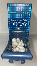 American Girl Today Doll Bathroom Bath Tub Set Bubbles Blue Original Box