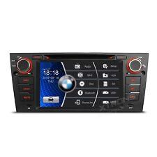 "AUTORADIO 7"" Bmw Serie 3 E90 91 92 93 Navigatore Gps Comandi Volante uSB sD"