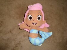 """Bubble Guppies Molly Mermaid Fisher Price 2012 Mattel 8""""Tall"""