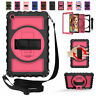 For Samsung Galaxy Tab A 10.1 2019 SM-T510 Shockproof Rotating Case Stand Cover