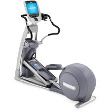 Precor EFX 883 Elliptical Cross Trainer w/ P80 Console  - Cleaned & Serviced