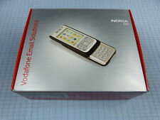 Original Nokia E65 Braun/Silber! Gebraucht! Ohne Simlock! TOP! OVP! Imei gleich!