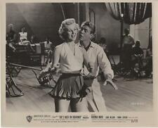 "Virginia Mayo/Gene Nelson ""She's Back on Broadway""  1953 Vintage Movie Still"