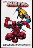 Deadpool FOR KIDS!  Deadpool and Wolverine 2016, Digest TPB Marvel Comics