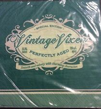 Vtg Vixen 40 50 60 Birthday Perfectly Aged Paper Napkins 32 Sweet Spicy Novelty