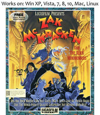 Zak McKracken and the Alien Mindbenders PC Mac Linux Game