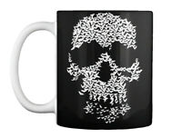 Skull Bats ~ Time Gift Coffee Mug