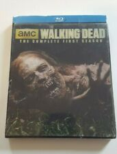 The Walking Dead Season 1 Blu-Ray Hologram Cover Sealed