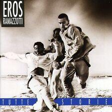 Eros Ramazzotti - Tutte Storie: Original Italian Version [New CD]