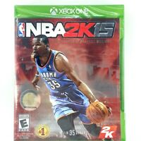 NBA 2K15: Xbox One [Brand New]