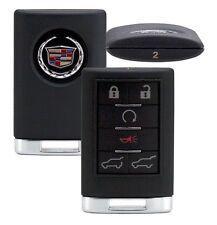 New OEM Cadillac Escalade Driver #2 Remote 07 08 09 10 11 12 13 2014  22756466