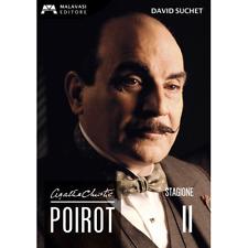 Poirot - Stagione 11 (2 Dvd)   [Dvd Nuovo]