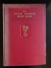 THE JESUS COLLEGE BOAT CLUB (ROWING) by F. Brittain & h. B. Playford