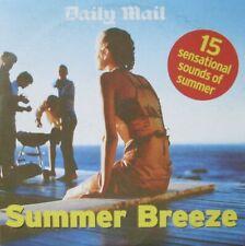 SUMMER BREEZE CD AUDIO MUSIC CAN YOU FEEL IT MAMBO ITALIANO I DROVE ALL NIGHT