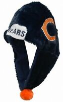Chicago Bears Maskottchen Cap,Helm Motiv,NFL Football,Dangle Hat