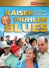 KAISERMÜHLENBLUES (Die komplette-Kultserie) 17 DVDs NEU+OVP