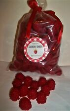 Nellie's Acres Raspberry Wax Embeds.1/2 & 1 lb Raspberry Scented