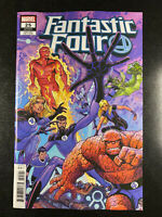 Fantastic Four 25 Marvel 12/20 1:50 Nick Bradshaw Variant B1