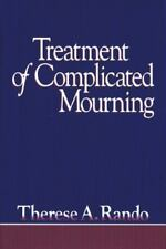 Treatment of Complicated Mourning BRAND NEW