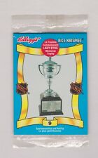 1992-93 Kellogg's Canada Rice Krispies NHL Trophy Sealed Pack of 3 Cards (D)
