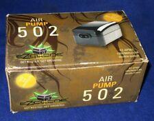 EZ-Clone Double Output Air Pump 502 Model EZ-AP502