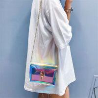 Laser Chain Bag Bags Laser Shoulder Bags Girls Crossbody Summer Fashion Women