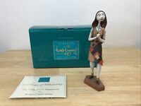 Walt Disney Classic Collection WDCC Sally Nightmare Before Christmas in Box COA