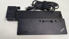 Lenovo ThinkPad L440 T440 T440s T440p L540 T540p P50s Pro Docking Station No Key