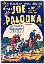 Joe Palooka #24 - Very Good - Fine Condition*